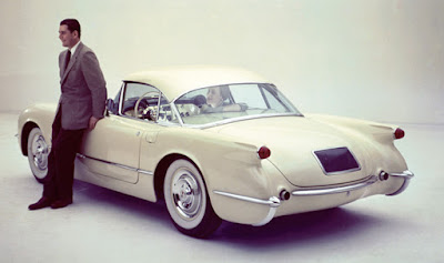Why the 1953 Chevrolet Corvette Should Win Your Attention