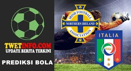 Prediksi North Ireland U17 vs Italy U17