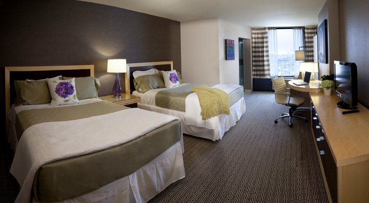 Vegas Hotel News Remodeled Rooms At Plaza