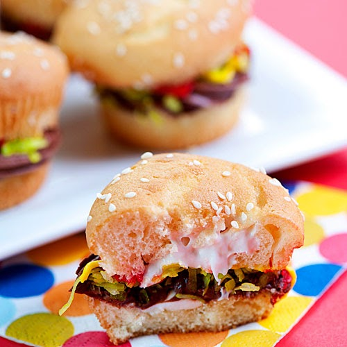 Cupcakes Take The Cake: HOW TO: Juicy Lucy Burger Cupcakes