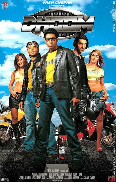 Dhoom - 2004 - All Music Videos - BluRay - 1080p - x264 - DTS - [DrC] - Multi-Links