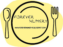 I also blog at Forever Hungry...