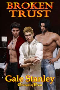Coming in March ~ Broken Trust