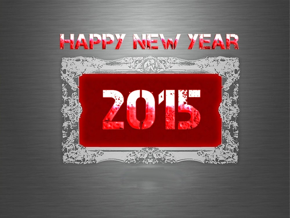 Lovely Happy New Year 2015 Greeting Wishes Cards Images