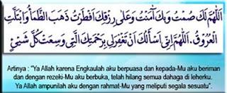 Kewajiban Berpuasa Ramadhan