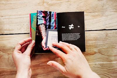 Karakter Aditude boek Design