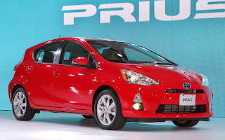 Toyata prius-city car