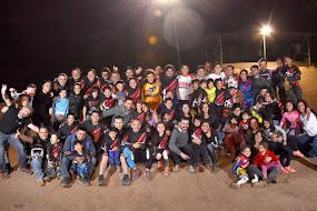 LA GRAN FAMILIA ÑUÑOA XTREM BMX