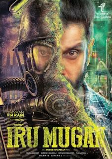 Iru Mugan 2016 Hindi Dual Audio Movie 720p hevc HDRip
