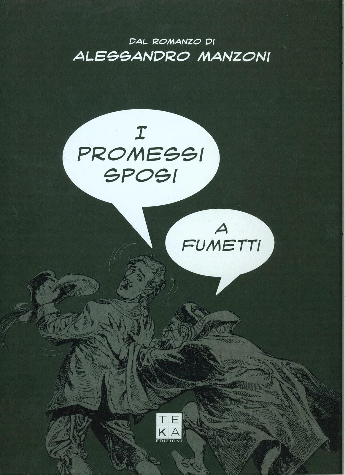 Libreria Torriani di Canzo: I Promessi sposi a fumetti (Teka Edizioni)