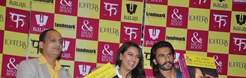 Ranveer Singh with sonakshi sinha Hottest scenes hd pics