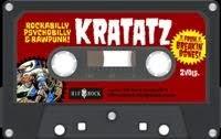 "Kratatz ""Rockabilly  Psychobilly & RawPunk"" (7 xuño)"
