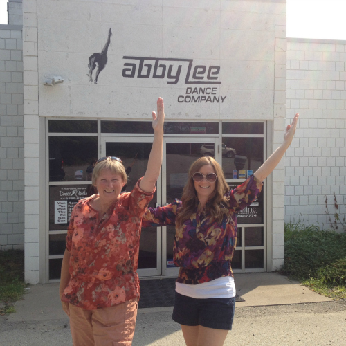 Abbey Lee Dance Studio PA http://acrossanddownalittlebit.blogspot.com/2012/09/what-ive-been-wearing_18.html