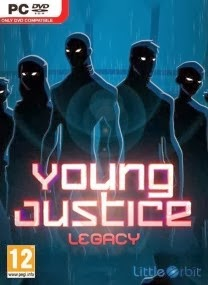 Young Justice Legacy Update 1-RELOADED ~ STALLGAME Young Justice Legacy Cover