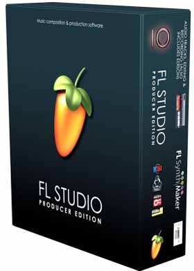 Download FL Studio Producer Edition v.10 XXL Bundle