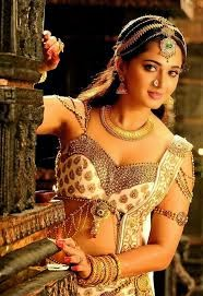 ANUSHKA LATEST STILLS - FROM BAHUBALI - AN SS RAJAMOULI FILM