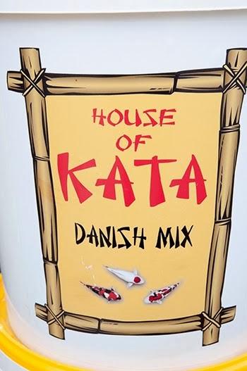 House of Kata Danish Mix