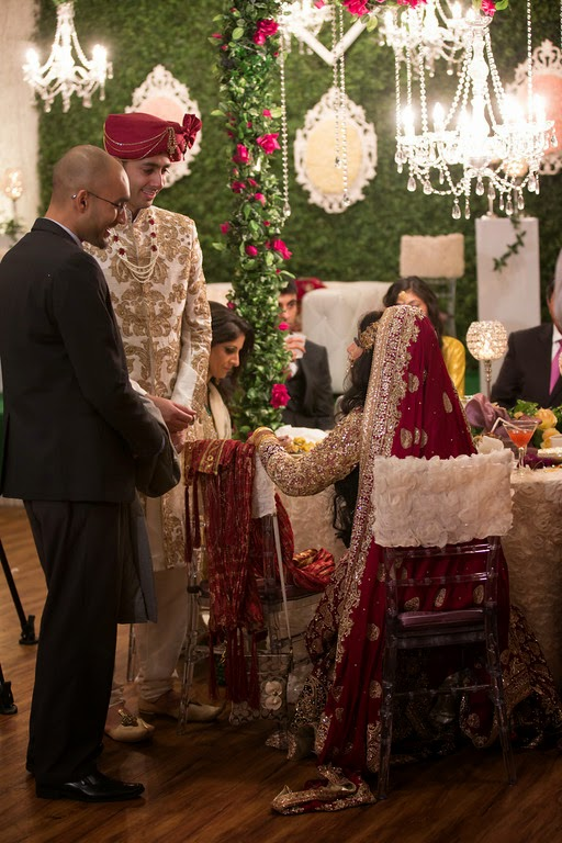 south asian wedding, wedding decor