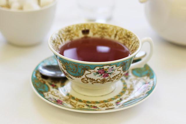 afternoon tea The Orangery, Kensington Palace