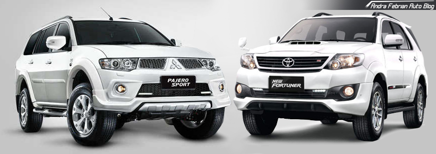 Pajero Dakar Vs Fortuner Vnt Autos Weblog | Autos Post