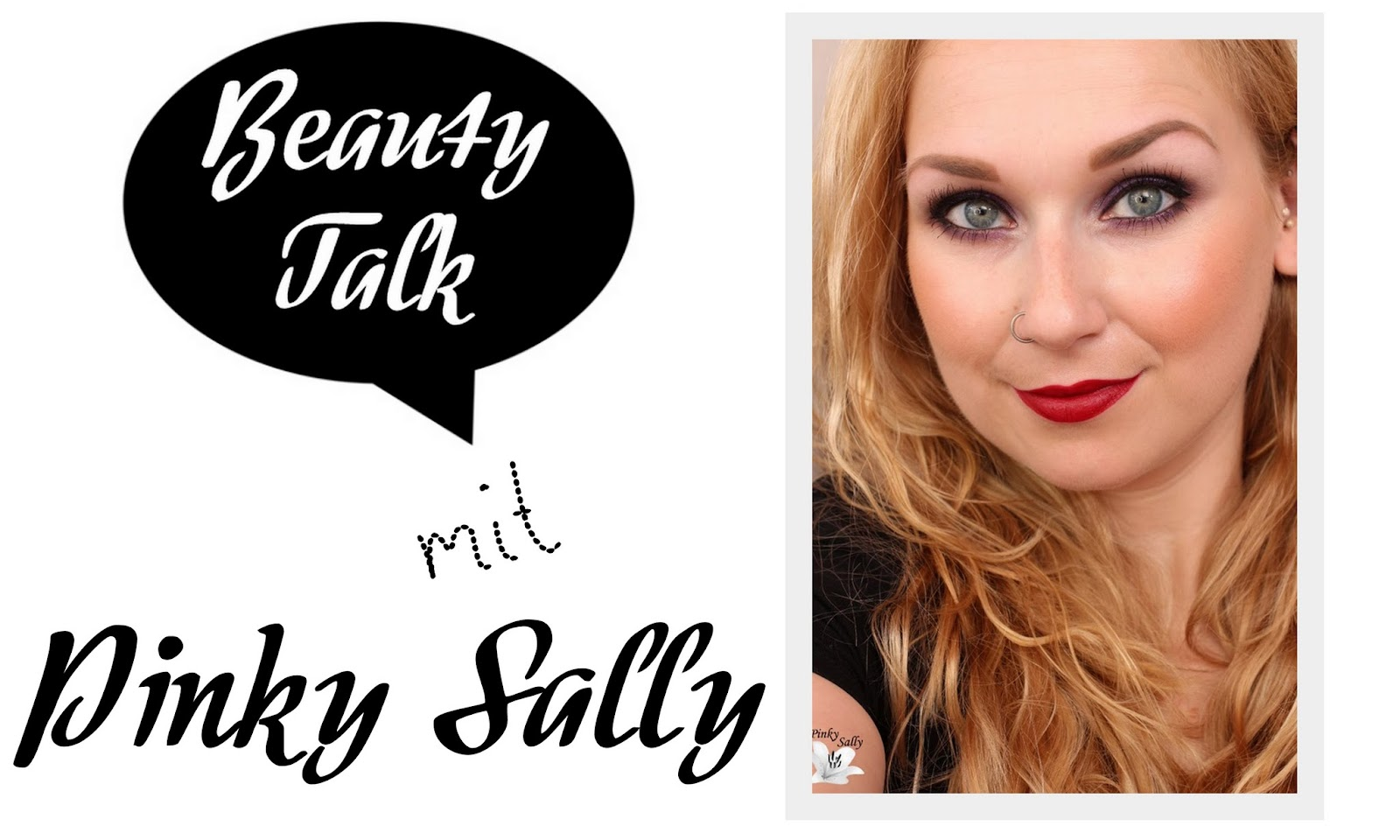 Beauty Talk: 3 Interviewfragen an Beautybloggerin Pinky Sally