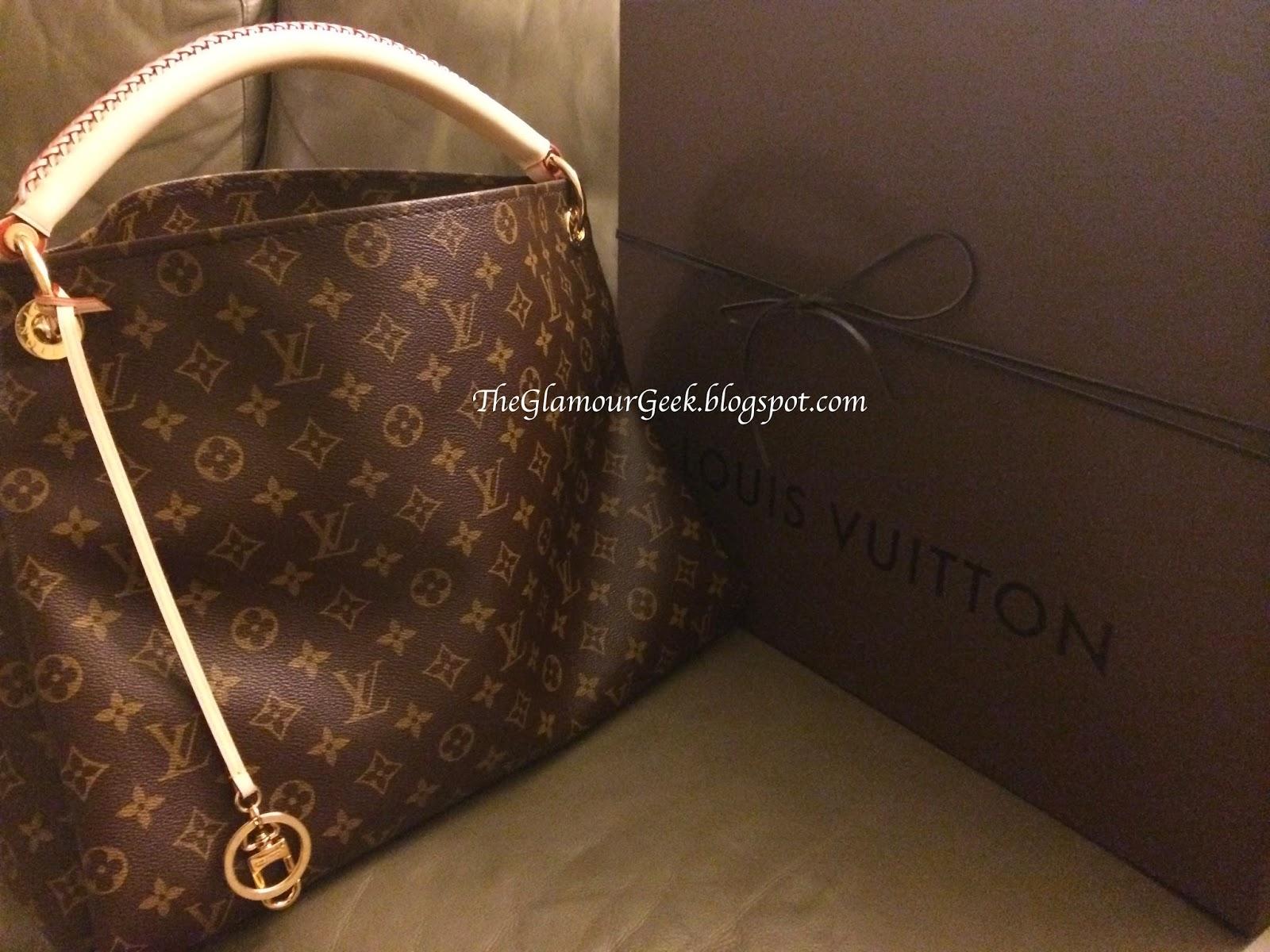 Louis Vuitton Artsy Mm Monogram Review