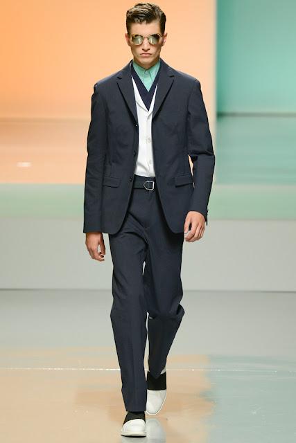 Best Looks Milan Men's Fashion Week 2012 Spring 2013 Z Zegna