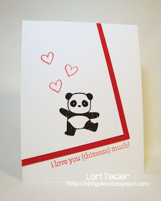 I Love You Thisssss Much-designed by Lori Tecler-Inking Aloud-stamps from Mama Elephant
