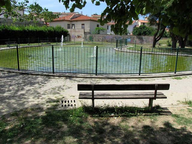 Parco Centro Città (City Center Park), Livorno
