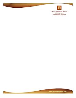 letterhead format
