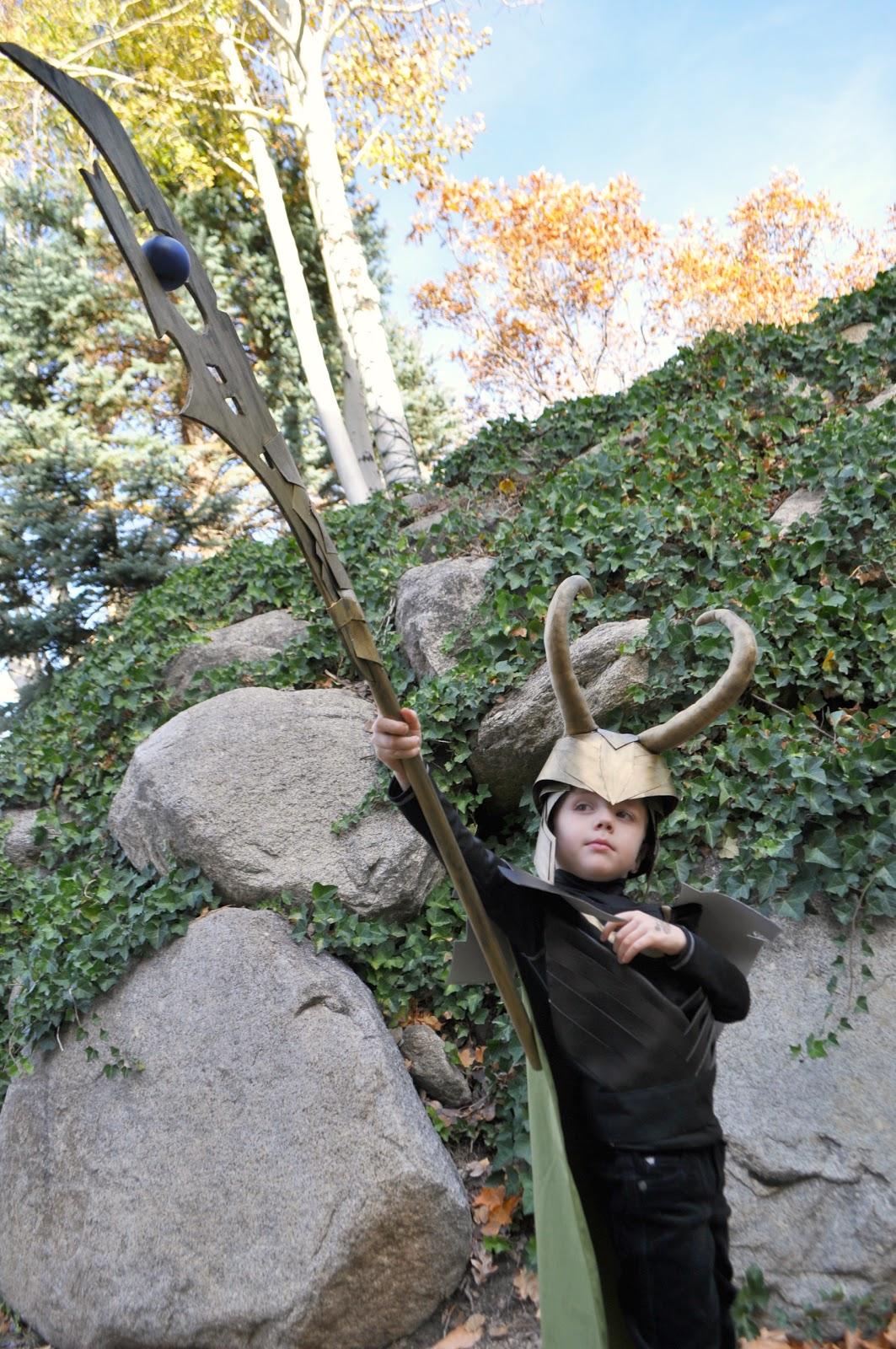 sc 1 st  I Am Momma - Hear Me Roar & I Am Momma - Hear Me Roar: Loki Costume