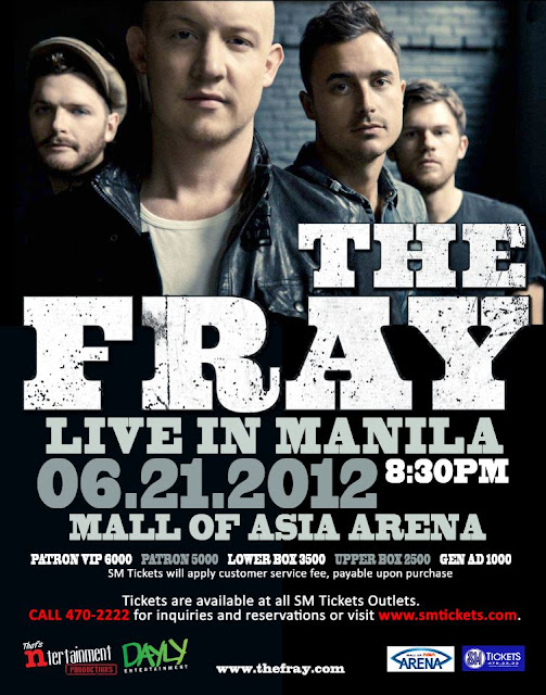 Upcoming Concerts in Manila 4