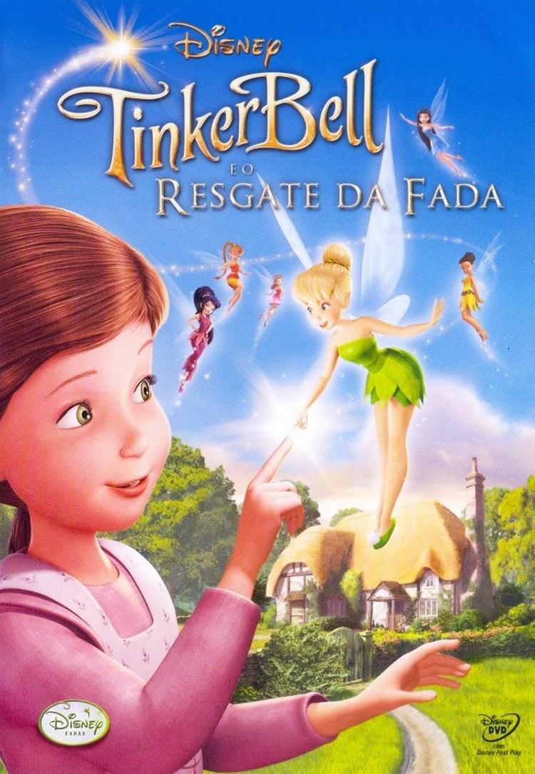 Tinker Bell e o Resgate da Fada – Dublado