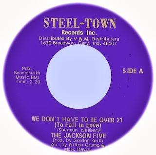 Steel-Town - Records Inc Side A - Prod. by Wilton Crump & mark Davis