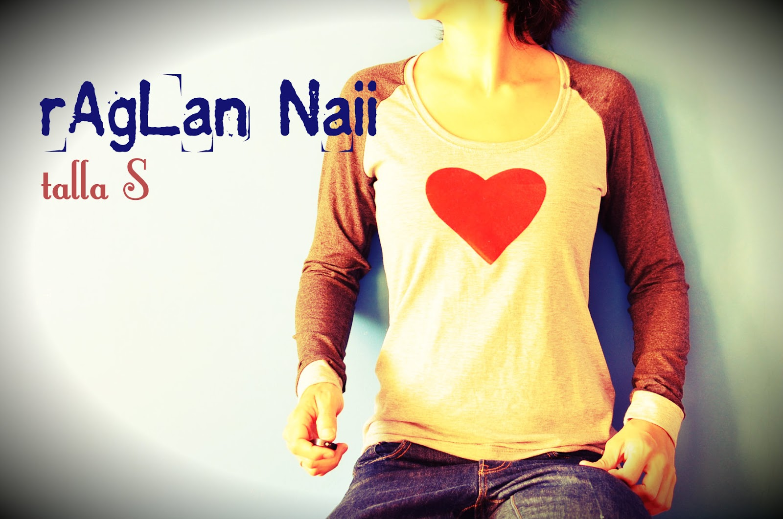 Raglan Naii + patron