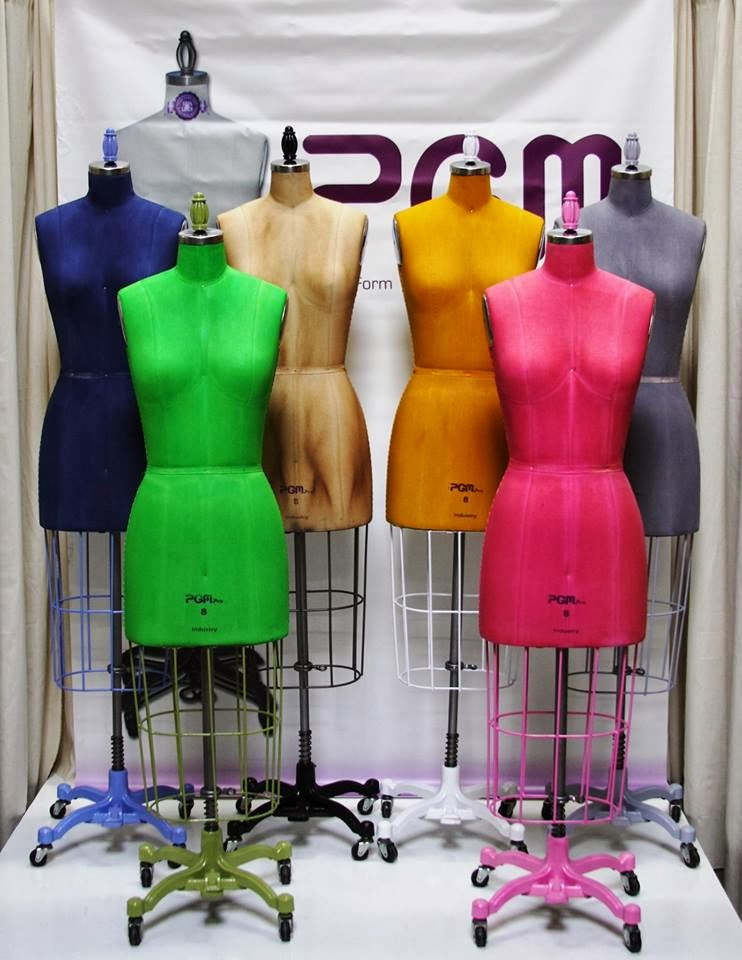 Sew Can Do: What You Need In A Dress Form: A PGM Dress Form Review