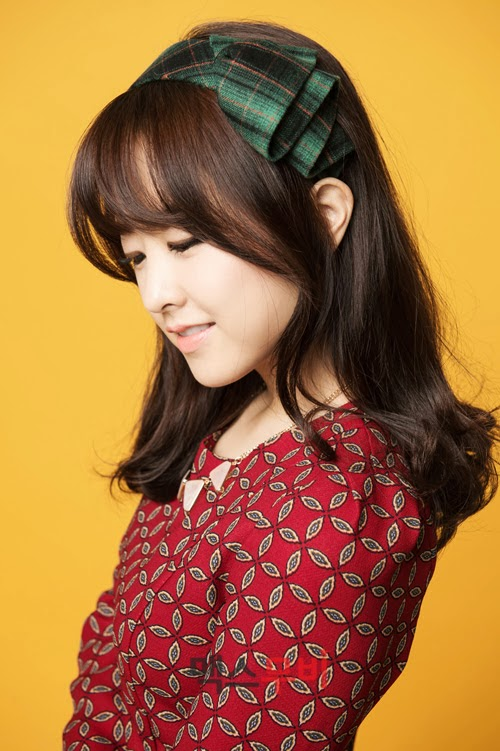 Park Bo Young - Max Movie Magazine February Issue 2014