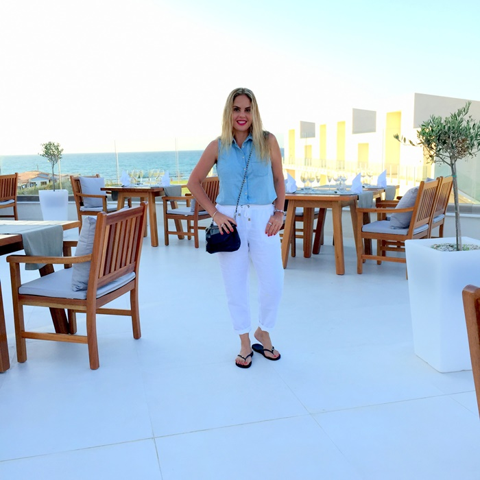 בלוג אופנה Vered'Style - החופשה שלנו ביוון