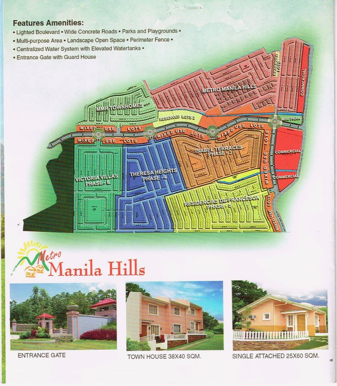 The Manila Hills Communities