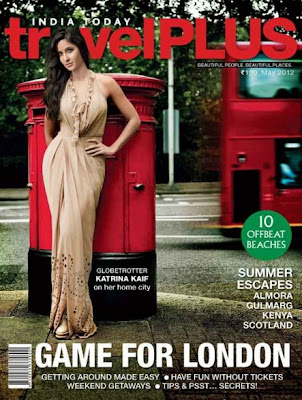 katrina kaif travel plus today