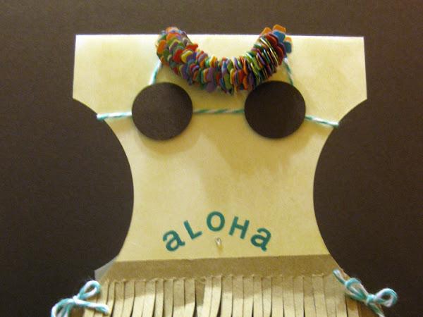 Aloha! Card