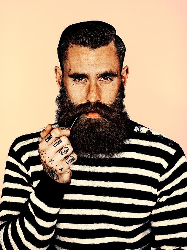 Lumbersexuais de plantão: confiram dicas para uma barba perfeita