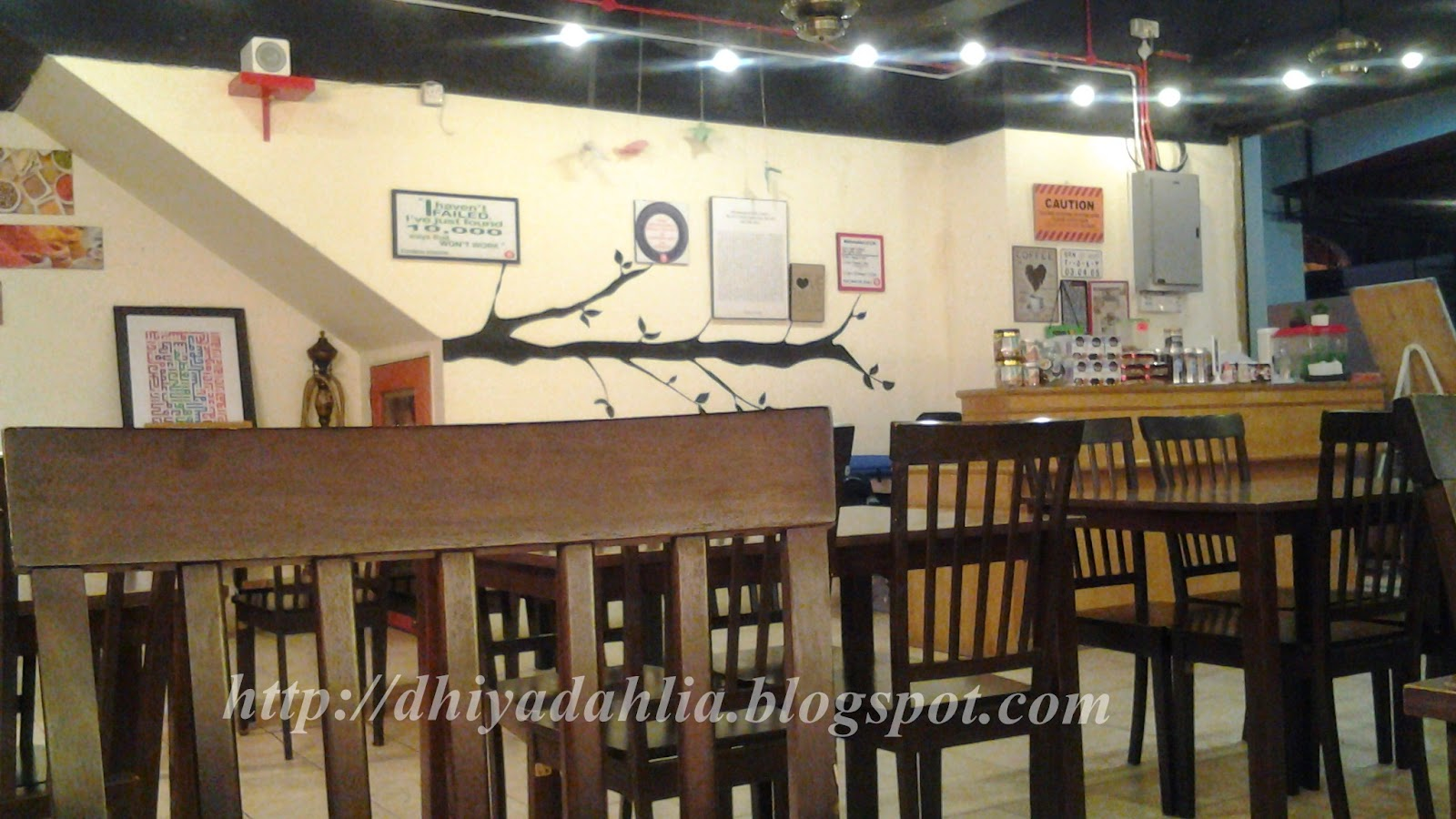 Port Cafe Bangi Menu