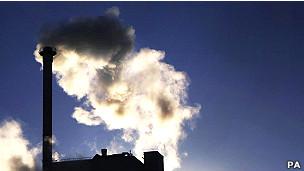 2010: Récord histórico en las emisiones de CO2