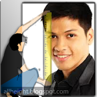 Vin Abrenica Height - How Tall