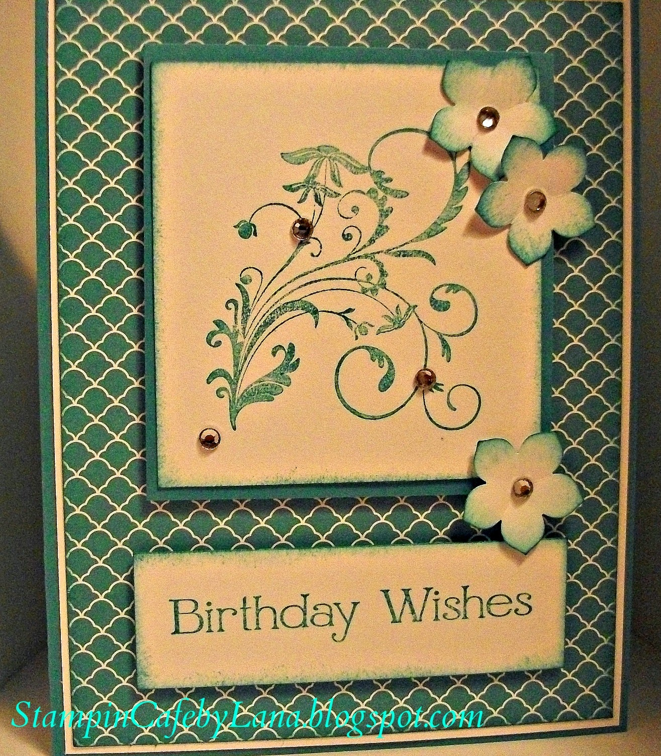 Stampin' Cafe By Lana: February 2015
