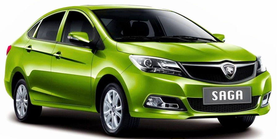 ... sebegini lebih praktikal dan sesuai buat model baru Proton Saga 2016