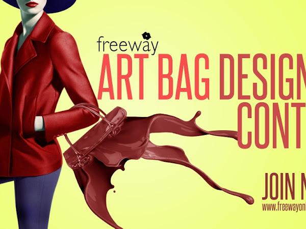 Freeway Art Bag Design Contest
