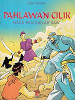 toko buku rahma: buku PAHLAWAN CILIK MASA RASULULLAH SAW, pengarang hedi fajar, penerbit rosda