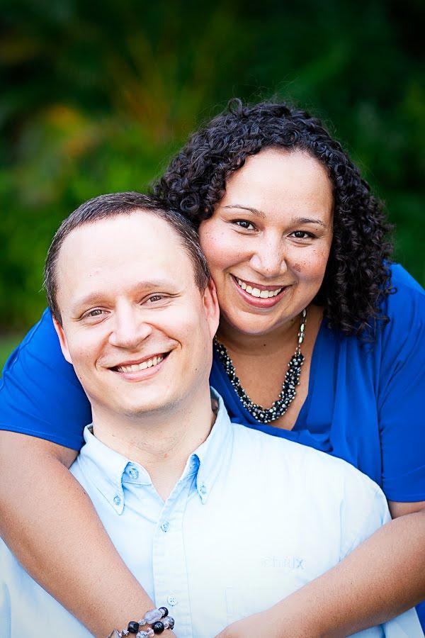 Jon and Kristen